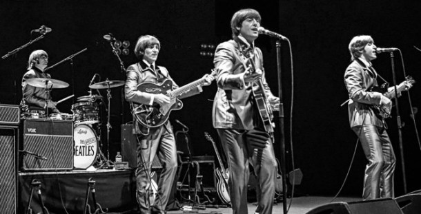 The Bootleg Beatles. Photo by leeds-list.com.
