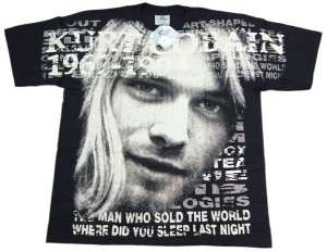 Kurt would have HATED this type of thing.