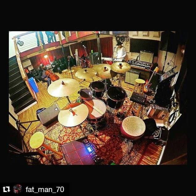 Well-equipped and well maintained, The Boom Room is an awesome example of what a recording studio should look like.