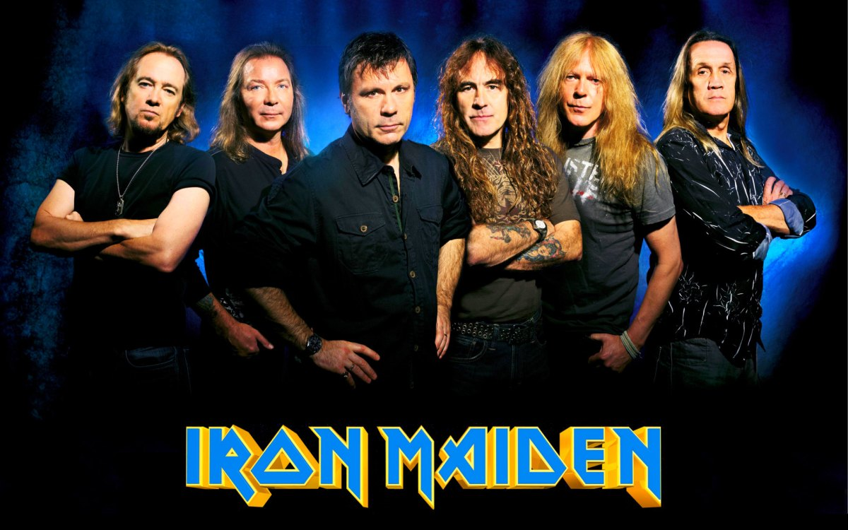 New Iron Maiden Music?  Its Finally Here.